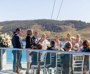 Yacht Club Flag deck ceremony - 1808080293