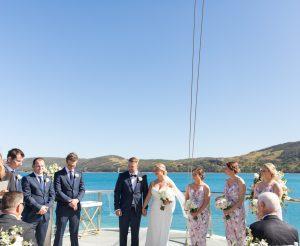 Yacht Club Flag deck ceremony - 1808080310