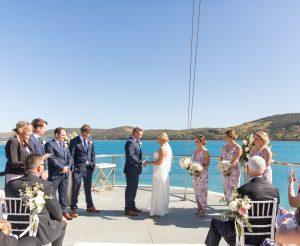 Yacht Club Flag deck ceremony - 1808080315