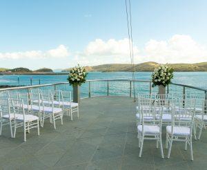 Yacht Club Flag deck ceremony - 1809230001