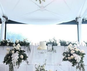 Floral - Bridal Table 2