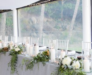 Floral - Bridal Table