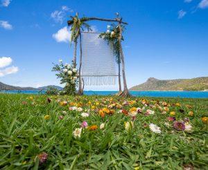 Catseye Beach - Ceremony