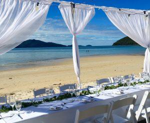 Catseye Beach - Reception Dinner