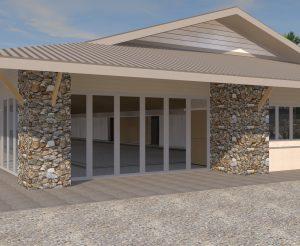 Beach Pavilion Reception - Exterior
