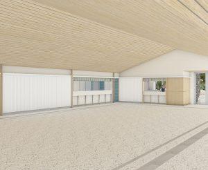 Beach Pavilion Reception - Int View 2_Ps