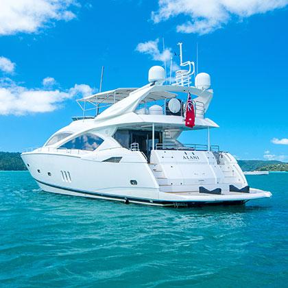 Motor Yacht Alani